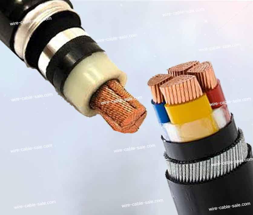 قیمت کابل فشار قوی20 کیلو ولت