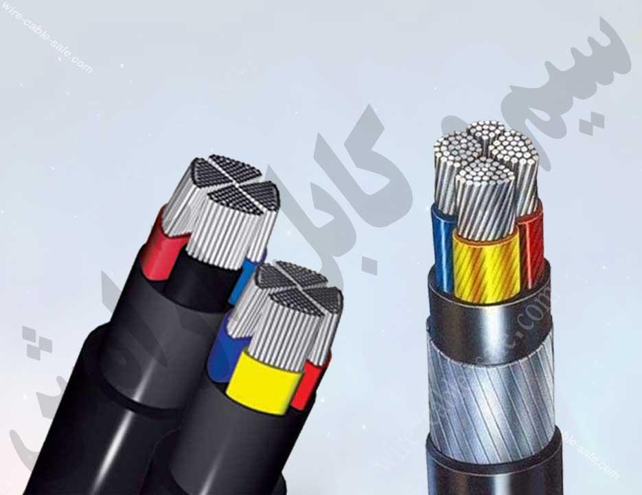 قیمت کابل 3150+70 آلومینیوم